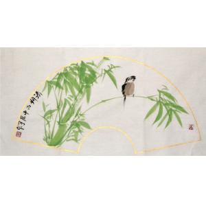 李清山国画作品《【花鸟3】作者李清山》价格200.00元