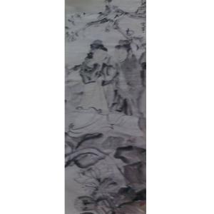 范云平国画作品《【人物3】作者范云平》价格240.00元
