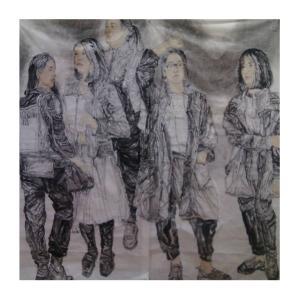 范云平国画作品《【人物8】作者范云平》价格4800.00元
