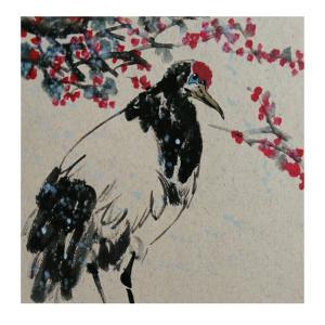 李昇国画作品《【花鸟22】作者李昇》价格720.00元
