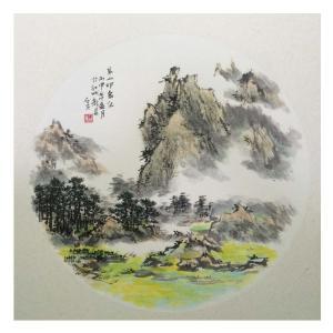刘石夫国画作品《【象山印象】作者刘石夫》价格1440.00元