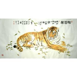柳子峻国画作品《【独尊图】作者柳子峻》价格11040.00元