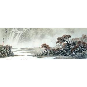郭振治国画作品《【秋韵】作者郭振治》价格2640.00元