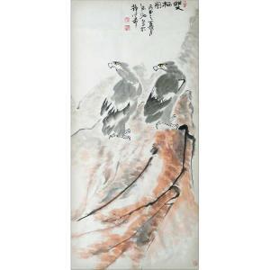 李沫池国画作品《【双喜】作者李沫池》价格30000.00元