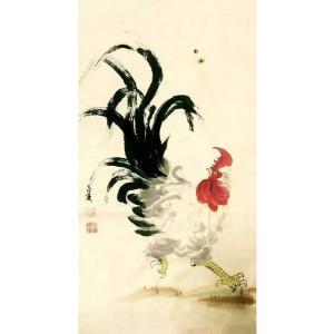 吕双国画作品《【嫉恶如仇】作者吕双》价格7200.00元
