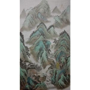 陈奇培国画作品《【水脉相承】作者陈奇培 临摹》价格1152.00元