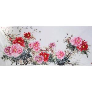 尹宝华国画作品《【春满人间】作者尹宝华》价格2880.00元