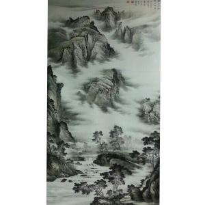 李富铭国画作品《【山水3】作者李富铭》价格6000.00元