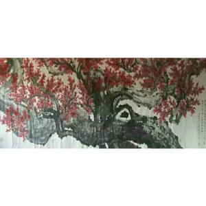 王云山国画作品《【梅花11】作者王云山》价格1440000.00元