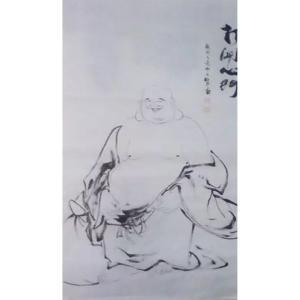 付师平国画作品《【人物7】作者付师平》价格386.00元
