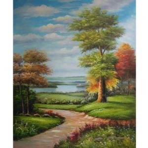 杨金根油画作品《【油画13】作者杨金根 临摹》价格4992.00元