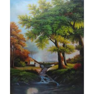 杨金根油画作品《【油画14】作者杨金根 临摹》价格4992.00元