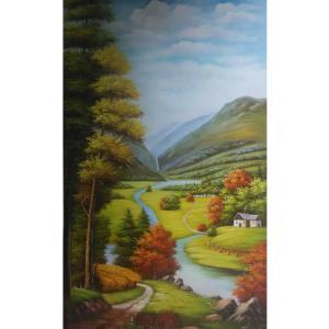 杨金根油画作品《【油画15】作者杨金根 临摹》价格4992.00元