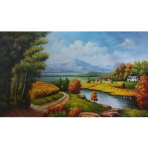杨金根油画作品《【油画16】作者杨金根 临摹》价格4992.00元
