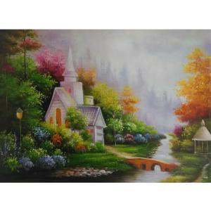 杨金根油画作品《【油画17】作者杨金根 临摹》价格4992.00元