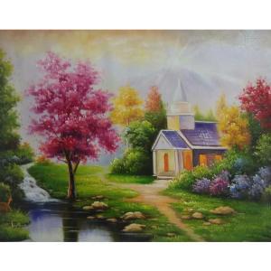 杨金根油画作品《【油画18】作者杨金根 临摹》价格4992.00元