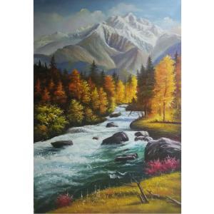 杨金根油画作品《【油画19】作者杨金根 临摹》价格4992.00元