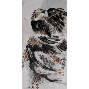 王贵烨国画作品《【冒险】作者王贵烨》价格36000.00元