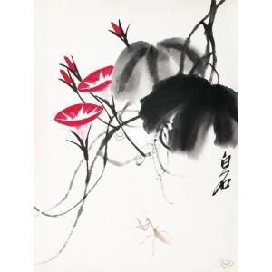 史永强国画作品《【花鸟】作者史永强》价格480.00元