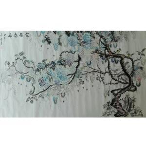 王幸裕国画作品《【山水10】作者王幸裕》价格3120.00元