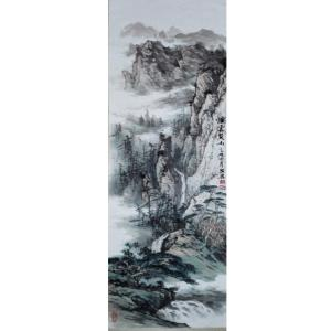 王英勇国画作品《【黄山】作者王英勇》价格4800.00元