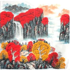 王保雷国画作品《【山水5】作者王保雷 可定制》价格200.00元