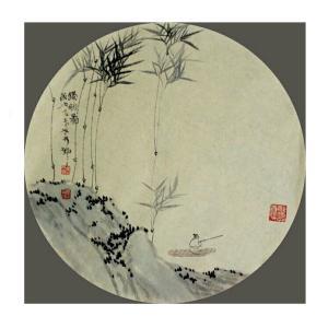李贺国画作品《【花鸟1】作者李贺》价格720.00元