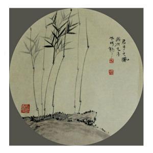 李贺国画作品《【花鸟2】作者李贺》价格720.00元