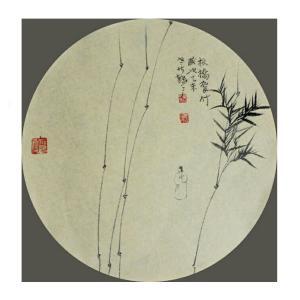 李贺国画作品《【花鸟3】作者李贺》价格720.00元