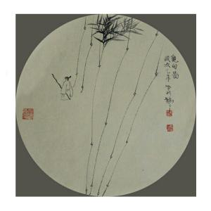 李贺国画作品《【花鸟4】作者李贺》价格720.00元