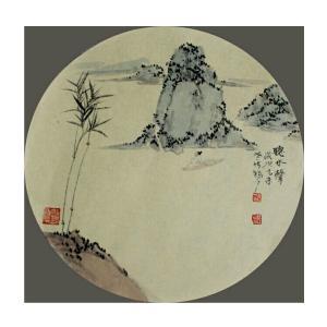 李贺国画作品《【花鸟5】作者李贺》价格720.00元