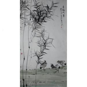 李贺国画作品《【花鸟6】作者李贺》价格2880.00元
