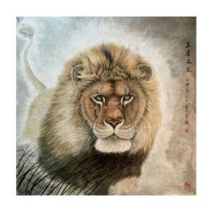 胡爱民国画作品《【花鸟6】作者胡爱民(可定制)》价格9600.00元