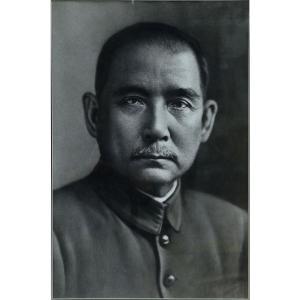 张大胜油画作品《【孙中山】作者张大胜》价格7200.00元