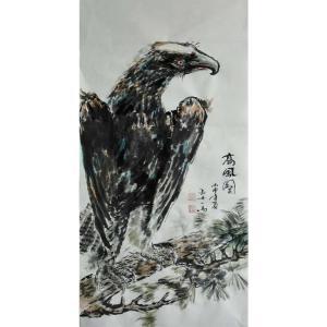 邵西安国画作品《【高风图】作者邵西安》价格7680.00元