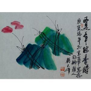 樊大牛国画作品《【端午】作者樊大牛》价格9600.00元