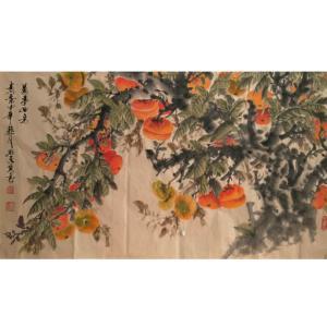 姚天顺国画作品《【万事如意】作者姚天顺》价格72000.00元