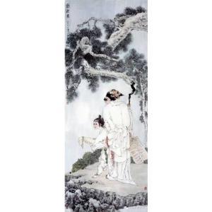 赵国毅国画作品《【人物5】作者赵国毅》价格96000.00元