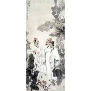 赵国毅国画作品《【人物6】作者赵国毅》价格96000.00元