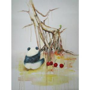 兰笑凤油画作品《【家园】作者兰笑凤》价格6720.00元