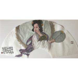 彭航国画作品《【人物11】作者彭航》价格2880.00元
