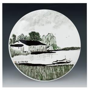 王福秋国画作品《【小船】作者王福秋》价格19200.00元