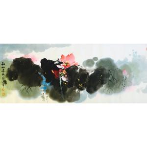 徐国人国画作品《【和和美美】作者徐国人》价格14400.00元