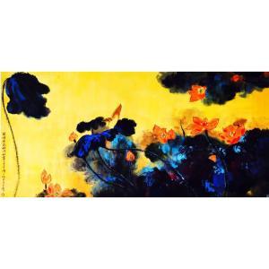 徐国人国画作品《【花5】作者徐国人》价格14400.00元
