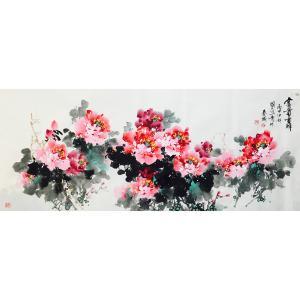 徐国人国画作品《【富贵吉祥】作者徐国人》价格12000.00元