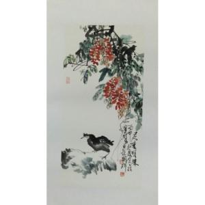 丁国祥国画作品《【竹子5】作者丁国祥》价格720.00元