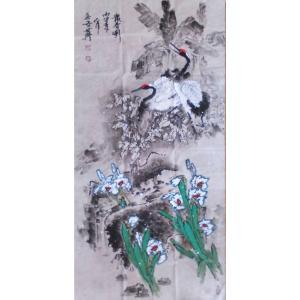 毛世英国画作品《【花鸟3】作者毛世英》价格24000.00元