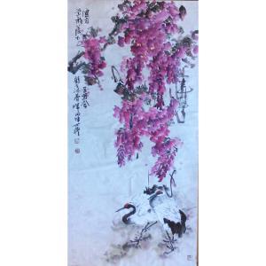 毛世英国画作品《【花鸟4】作者毛世英》价格24000.00元