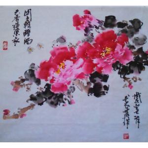 毛世英国画作品《【花鸟7】作者毛世英》价格12000.00元