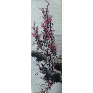 马晓中国画作品《【梅花2】作者马晓中》价格720.00元